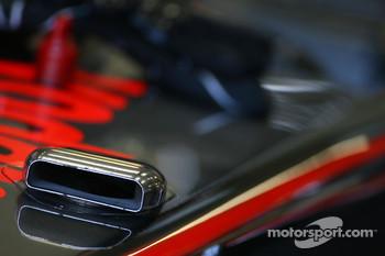 McLaren Mercedes f-Duct