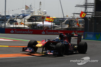 Sebastien Buemi, Scuderia Toro Rosso