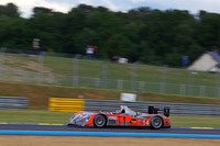 Le Mans Fotos - #14 Kolles Audi R10: Christijan Albers, Scott Tucker, Manuel Rodrigues