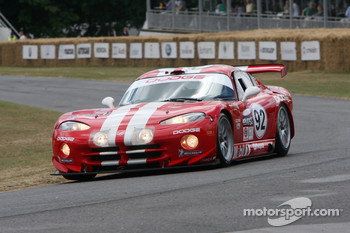 2000 Chrysler Viper GTS-R: Florent Moulin