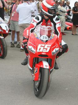 2005 Ducati Desmosedici GP5 (Loris Capirossi): Barrie Baxter