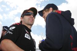 Timo Glock, Virgin Racing, Sebastian Vettel, Red Bull Racing