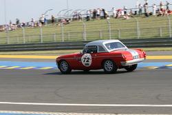 #72 MGB 1974: Jean-Pierre Margainaud, Jean-Baptiste Margainaud