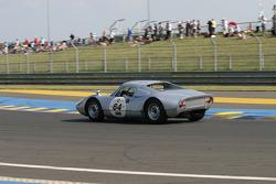 #64 Porsche 904 GTS 1965: Cameron Healy, Arthur Conner