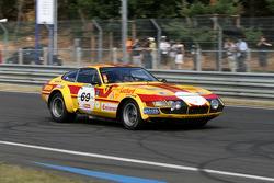 #69 Ferrari 365 GTB/4 Gr.IV 1972: Mr John of B, Soheil Ayari