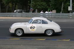 #60 Porsche 356 1954: John Logan, Marco Marinello
