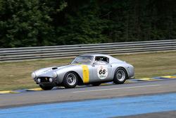 #66 Ferrari 250 GT Berlinetta 1960: Vincent Gaye
