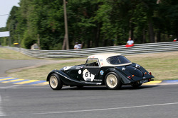 #61 Morgan +4 1961: John Emberson, William Wykeham