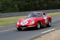 #43 Ferrari 275 GTB 1965: Grégory Noblet