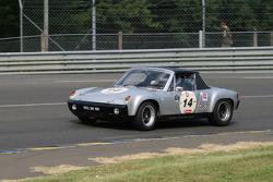 #14 Porsche 914/6 GT 1970: Jacques Bertoni