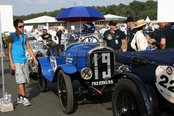 #19 Ford Montier T 1923: Melina Priam, Philippe Loisel, Tony Dron