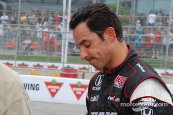 Helio Castroneves, Team Penske after retiring