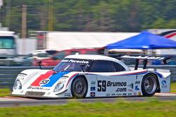#59 Brumos Racing Porsche Riley: David Donohue, Darren Law