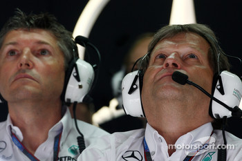 Norbert Haug is convinced Mercedes is the best engine