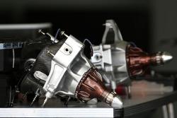 Williams F1 Team brake system