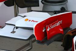 Ferrari front wing