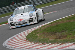 #53 Mühlner Motorsport Porsche 911 GT3 RS GT3: Jürgen Häring, Dimitrios Konstantinou, Arnaud Peyroles, Gilles Vannelet