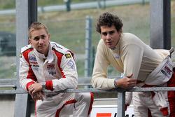 Max Nilsson and Henri Moser