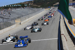 Qualifying race start