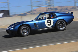 Group 7B race winner Rob Walton, 1965 Cobra Daytona