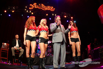 Eddie Gossage, President of Texas Motor Speedway and