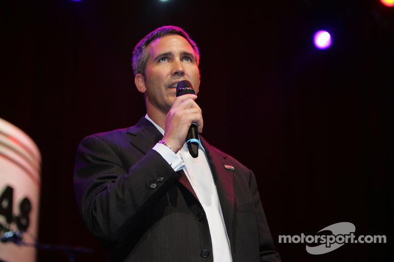 Randy Bernard, CEO Indy Racing League