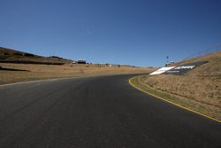 A view of Infineon Raceway at Sears Point