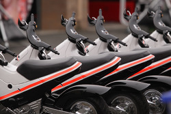 Team Penske scooters