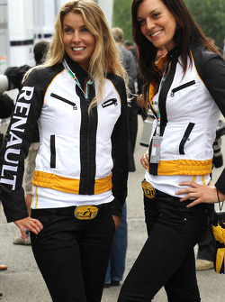 Lovely Renault girls