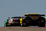 #3 Corvette Racing Chevrolet Corvette ZR1: Olivier Beretta, Johnny O'Connell