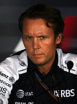 Friday press conference: Sam Michael, Williams F1 Team, Technical director