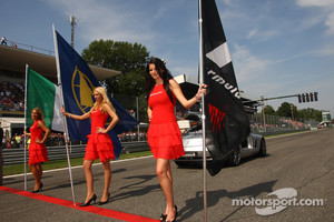 Sunny weekend expected at Monza
