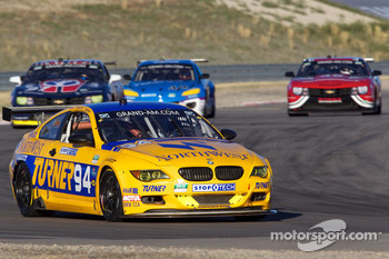 #94 Turner Motorsport BMW M6: Bill Auberlen, Joey Hand, Paul Dalla Lana