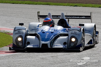 #48 Hope Polevision Racing Formula Le Mans - Oreca 09: Christophe Pillon, Charlie Hollings, Nico Verdonck