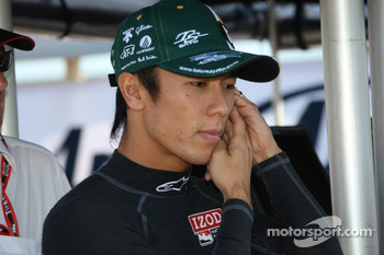 Takuma Sato, KV Racing Technology