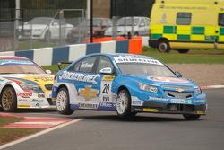 Alex MacDowall leads Mat Jackson