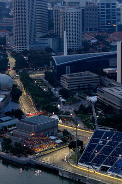 The Marina Bay Street Circuit