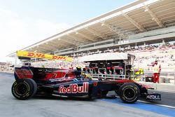 Jaime Alguersuari, Scuderia Toro Rosso STR5