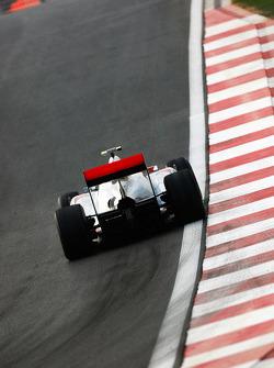 Lewis Hamilton, McLaren MP4/25