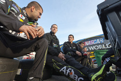 Crew members for Carl Edwards, Roush Fenway Racing Ford