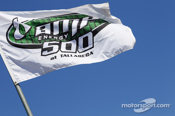 Flag at Talladega