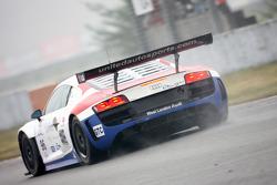 #96 United Autosports Audi R8 LMS: Danny Watts, Richard Meins, Frank Yu