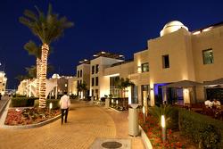 Yas Marina, track atmosphere Yas hotel