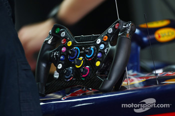 Red Bull Steering wheel