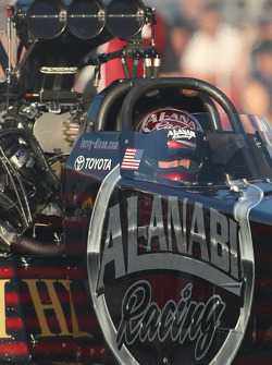 Larry Dixon, Al-Anabi Racing Hadman Dragster