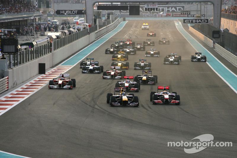 3. GP de Abu Dhabi 2010
