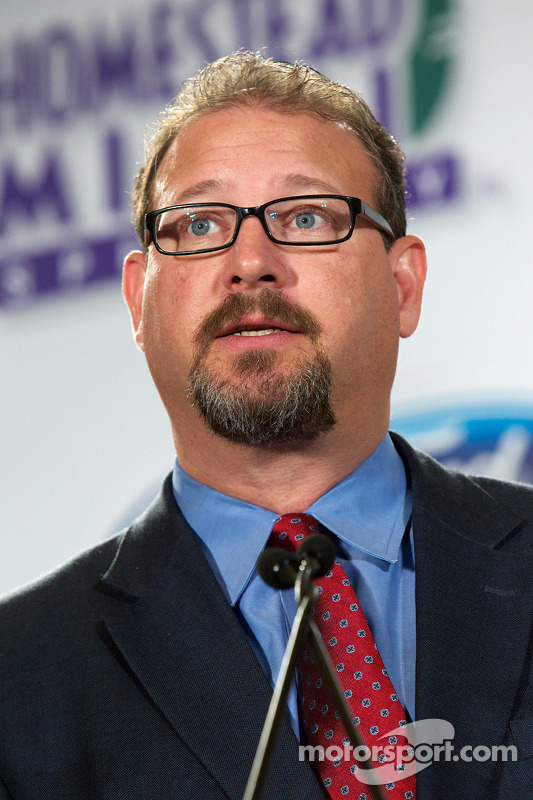 Championship contenders pre-race press conference: Ramsey Poston, NASCAR's Managing Director of Corporate Communications
