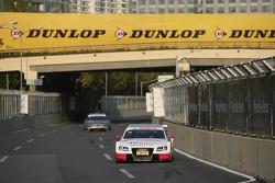 Katherine Legge, Audi Sport Team Rosberg, Audi A4 DTM