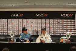 Press conference: Nations Cup second place Andy Priaulx and Jason Plato for Team Great Britain