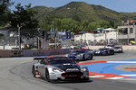 #9 Hexis AMR Aston Martin DB9: Frdric Makowiecki, Yann Clairay
